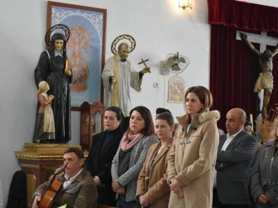 Celebrados diversos actos y actividades en el día grande de las fiestas patronales de Las Arboledas