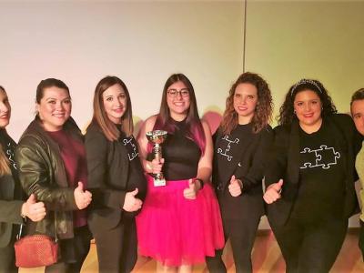La archenera María Velasco Pérez, ganadora de la I edición del concurso 'Tengo un Talento'