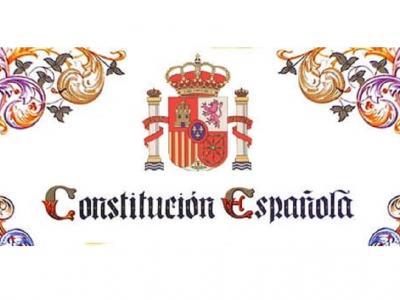 ¡Hoy, se cumplen 40 años de la Constitución Española!