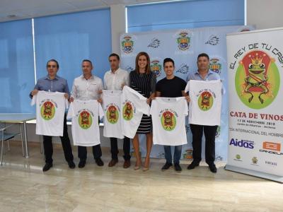Presentado el acontecimiento 'EL REY DE TU CASA', que se celebrará en Archena el próximo 17 de noviembre