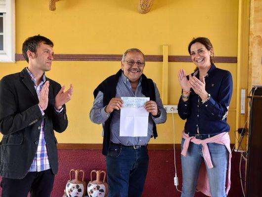 Jornada de convivencia de la Agrupación Santa Cecilia en la finca Soler