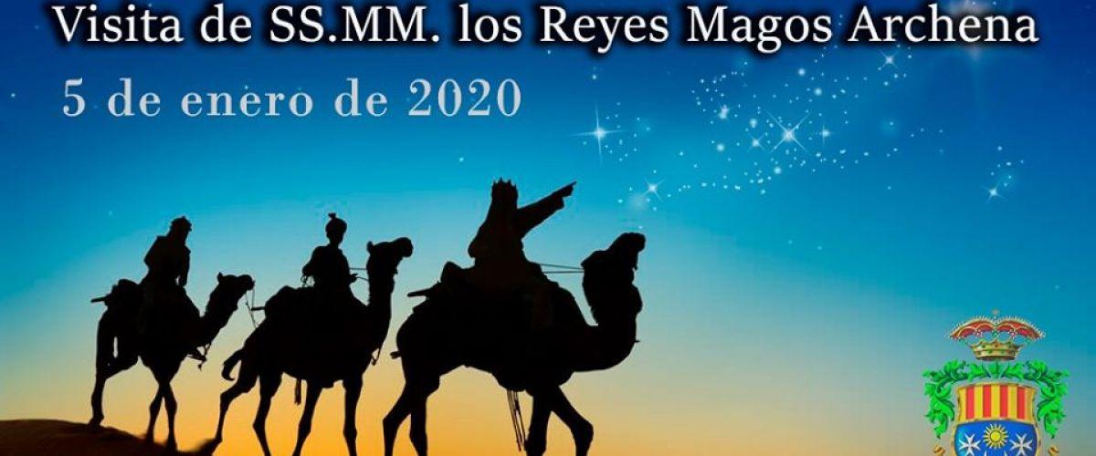 La Alcaldesa, acompañada de varios miembros de la Corporación Municipal, recibirá este próximo domingo a los Reyes Magos