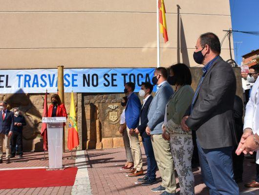La sociedad archenera se 'vuelca' con el Manifiesto de la Alcaldesa en favor del trasvase Tajo-Segura