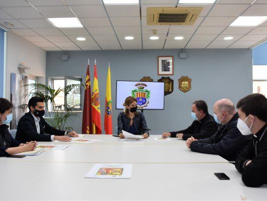 Archena participará en el mayor proyecto mundial de 'Alfombrismo' que se celebrará este año con motivo del Xacobeo-2021 en Santiago de Compostela