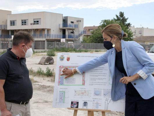 Más de 8.200 m² de zonas de ocio y parque infantil en Archena