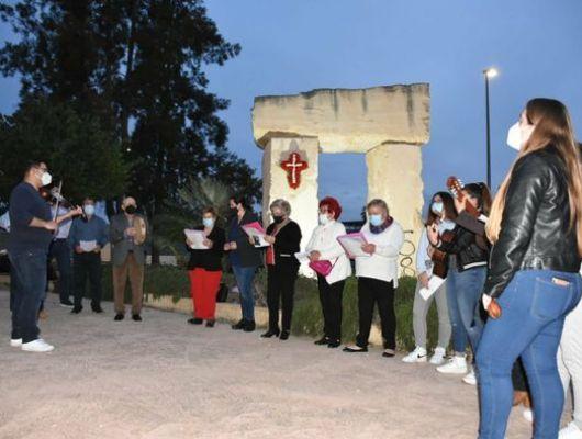 Canto de los Mayos por el Grupo Folclórico Virgen de la Salud