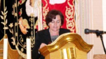 Pregón Semana Santa 2009 por Pachi Amorós