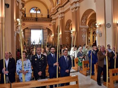 Hoy, Domingo de Ramos, multitudinaria procesión de la