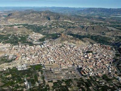 Vídeo de la llegada de la Sardina a Archena