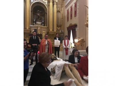Suspendidas las procesiones del Santo Entierro y de las Ánimas
