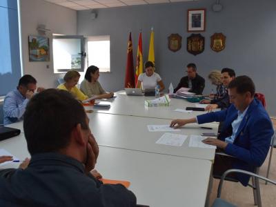 Acuerdo de la Junta de Gobierno Municipal para iniciar la segunda fase de la adecuación de la pavimentación y acometida de aguas pluviales en el barrio de Churra