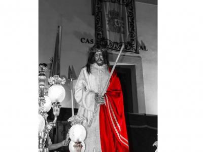Un año más, la Procesión del Prendimiento, una de las más veteranas y tradicionales, recorre las calles de Archena el Miércoles Santo. Incluye vídeo.