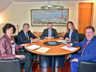La Fundación INCYDE reembolsará al Ayuntamiento de Archena 59.799,68 euros por la construcción del Vivero de Empresas en el municipio