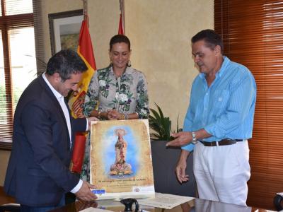 Joaquín Buendía Gómez, Alcalde de Alcantarilla, pregonero de las fiestas septembrinas de la Virgen de la Salud de Archena