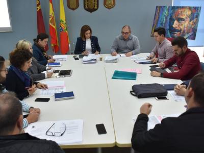 La Junta de Gobierno aprueba las ayudas a Asociaciones locales para la organización de diversos actos en Navidad