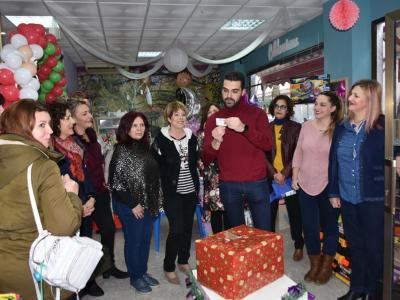 Ya se conoce el ganador/a de la cesta de Navidad sorteada por los comerciantes de Archena