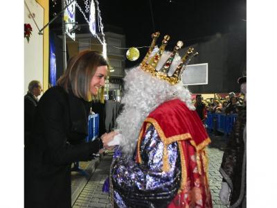 Los Reyes Magos llenan de ilusión las calles de Archena