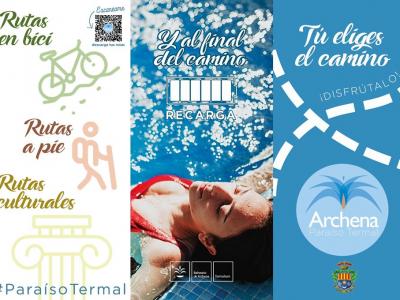 ¡Archena ya está en FITUR 2020! La Alcaldesa promociona allí el turismo de nuestra localidad