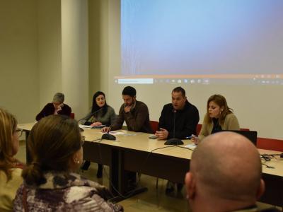 Reunión de la Comisión del Programa para la Salud Escolar para iniciar los programas previstos de salud