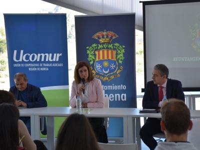 Inaugurado en el Vivero de Empresas la Jornada 'Emprender en Economía Social: las cooperativas de trabajo asociado'