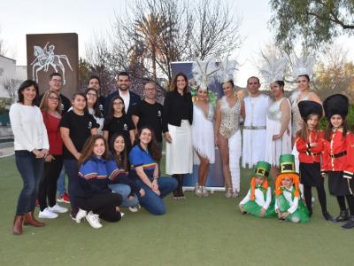 18 Comparsas con más de 700 personas llenarán Archena de alegría, bailes, música y mucho humor. Domingo de Piñata 1 de marzo