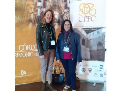 El Ayuntamiento deArchenapresenta dos ponencias en el VI Congreso Internacional Científico-Profesional de Turismo Cultural, celebrado en Córdoba
