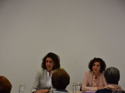 La Alcaldesa y la Concejala de Igualdad presentan la programación de la XXX edición de la Semana de la Mujer