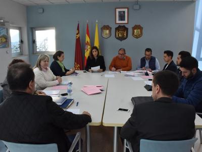 La Junta de Gobierno Municipal aprueba la licitación de una redonda en Las Arboledas