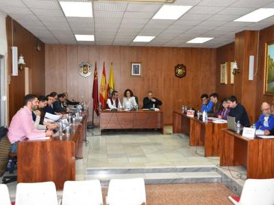 El pleno municipal de Archena aprueba los presupuestos municipales para el ejercicio 2020 con superávit