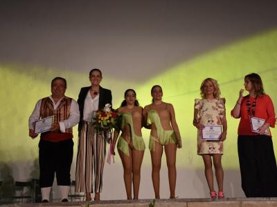 Éxito de público y participación en la I Gala de Danza 'Archena Baila'