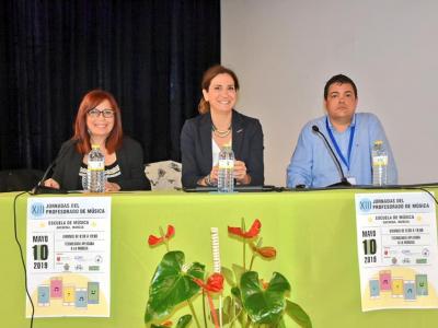 Las XIII jornadas del profesorado de Música, reúnen en Archena a más de 100 profesores de la Región de Murcia