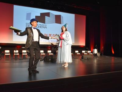 La Escuela Municipal de Música celebró su Concierto-Convivencia fin de curso