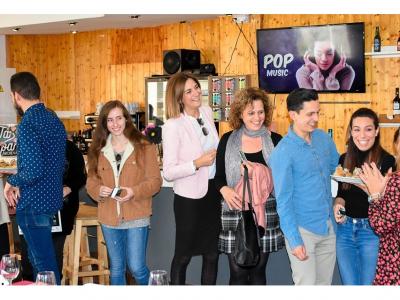 Inaugurada la XI edición de la Ruta de la Tapa de Archena en el bar 'Me llaman Murcia'