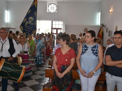 Celebrada la vigésima edición de la romería rociera, organizada por la Asociación Archena Rociera