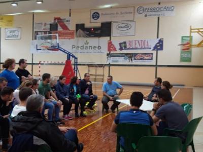 El Ayuntamiento habilita el Pabellón Deportivo Municipal para acoger a los desalojados de las viviendas afectadas por las lluvias