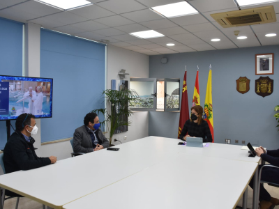 Un convenio entre Ayuntamiento y Balneario permitirá a los mayores de 65 años del municipio disfrutar de un servicio gratuito del Spa Piscinas Termales