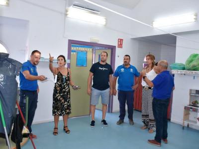 La Escuela Infantil Municipal Colorines de Archena ha elaborado un Plan de Contingencia que contiene las medidas de prevención e higiene frente a la Covid19