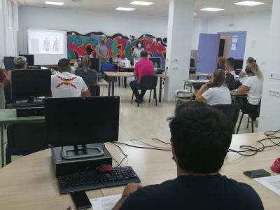 Curso de técnicas de Primeros Auxilios organizado por la Concejalía de Formación