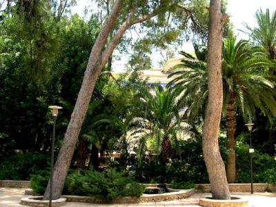 Jardín de Villarrías