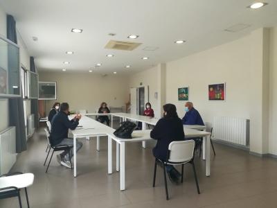 Constituida la Asociación de Padres y Madres de usuarios del Centro de Día Llano del Barco